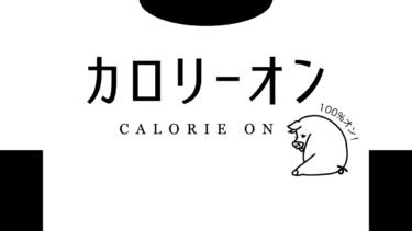 オリジナルTシャツを作る 「カロリーオン!」