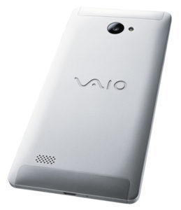 VAIO Phone A アルミ削りだし
