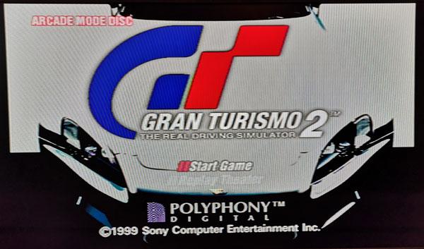 グランツーリスモ2 GT2