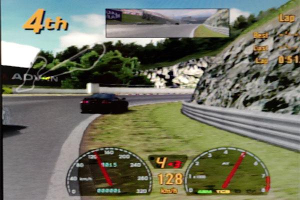 GT3 HDMI 画面