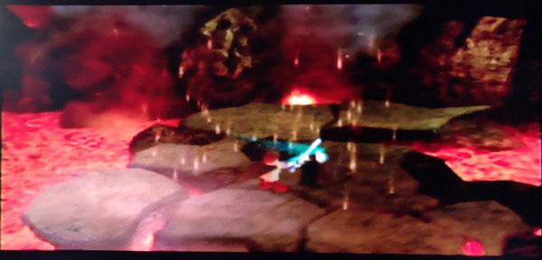 ゲーム PS2 溶岩