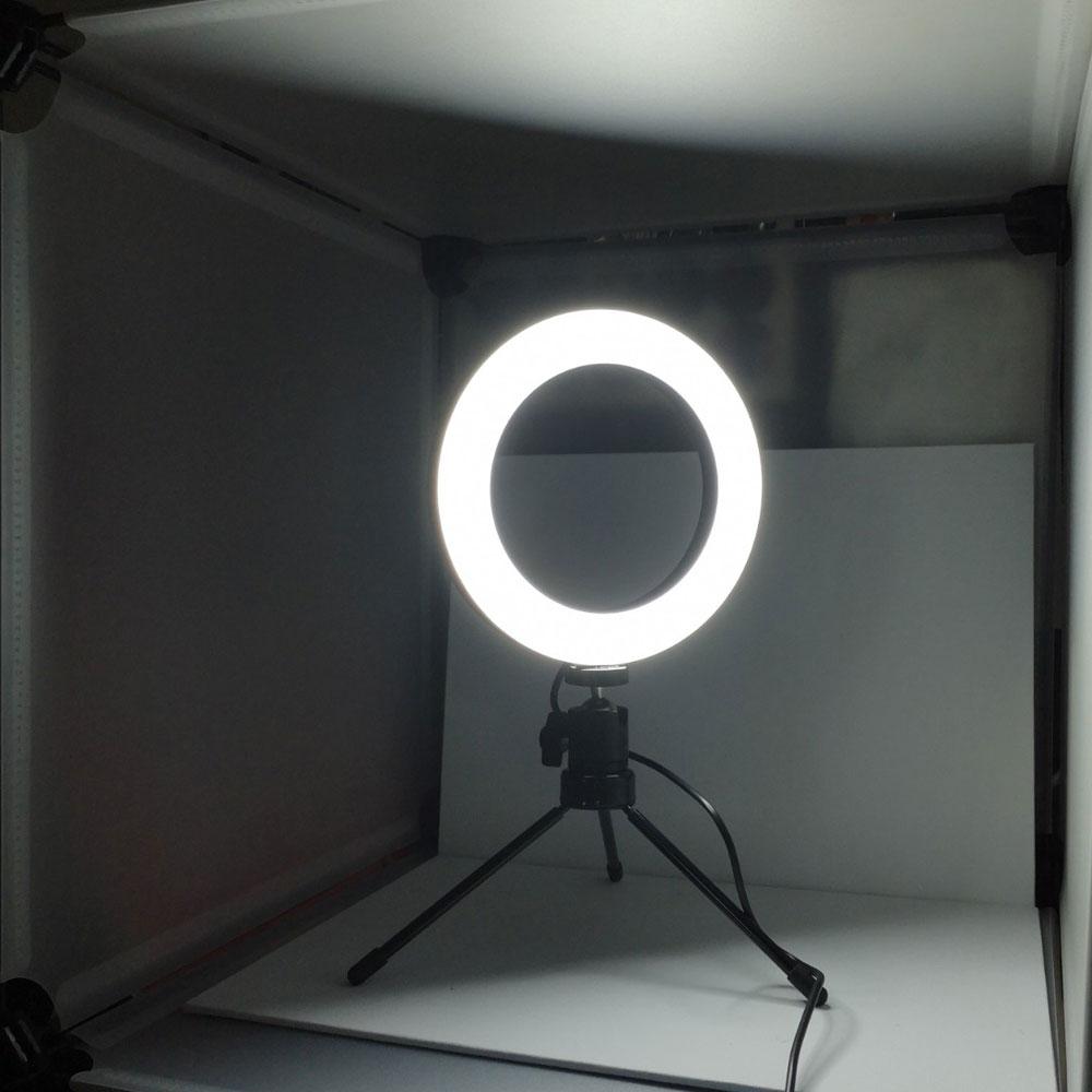 小物 撮影 ライト 昼光色