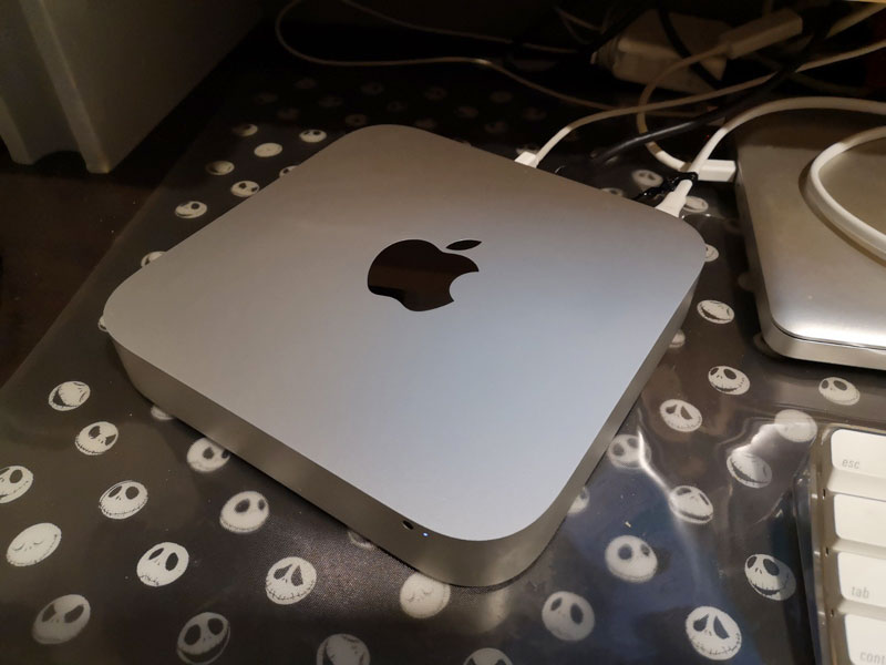 mac mini 2012 購入