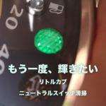 リトルカブ ニュートラルランプ ニュートラルスイッチ 点灯しない 清掃