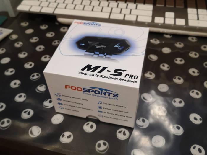 インカム m1-s pro パッケージ