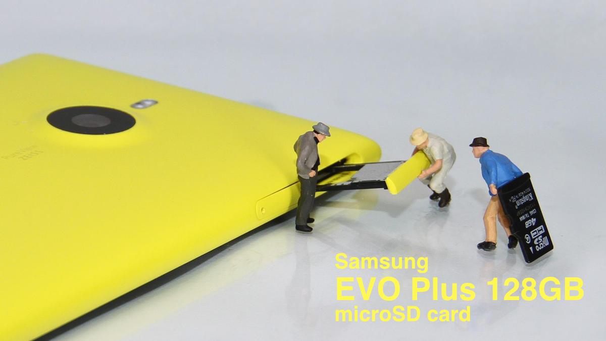 サムスン 128GB マイクロSDカード